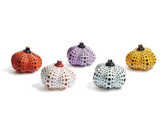 Yayoi Kusama, 'Five Works: Pumpkin', 2002, Phillips