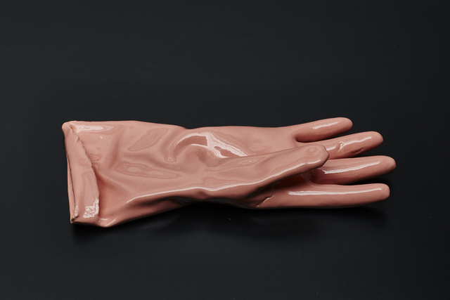 Mike Meiré, 'She Glove (rose)', 2015, Outset Benefit Auction