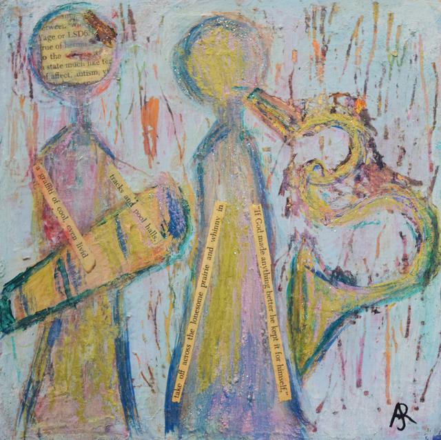, 'Once a Johnson, Always a Johnson,' 2017, Fountain House Gallery