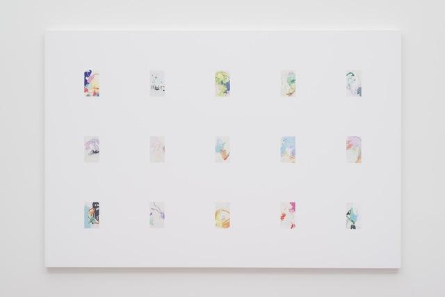 , 'iPhone Paintings 16 - 30 Second Quarter 2016,' 2017, Gavlak