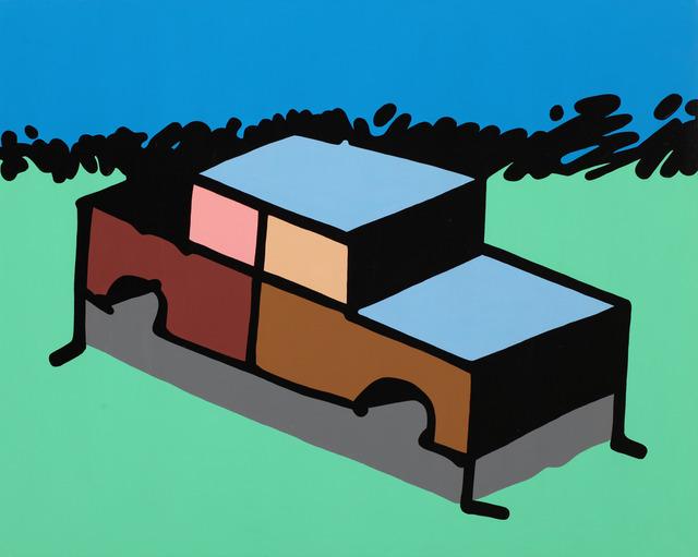 , 'Untitled,' 2013, Gridchinhall