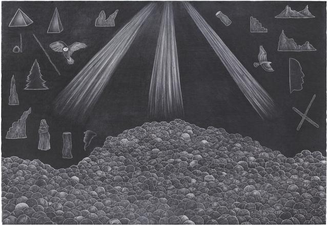 , 'Ultralight Beam Terzetto,' 2016, Western Exhibitions