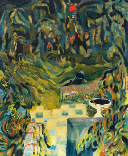 , 'The Courtyard,' 2017, Projet Pangée