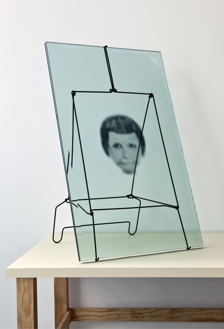 , 'No title (Joyce frame),' 2011, Gagosian