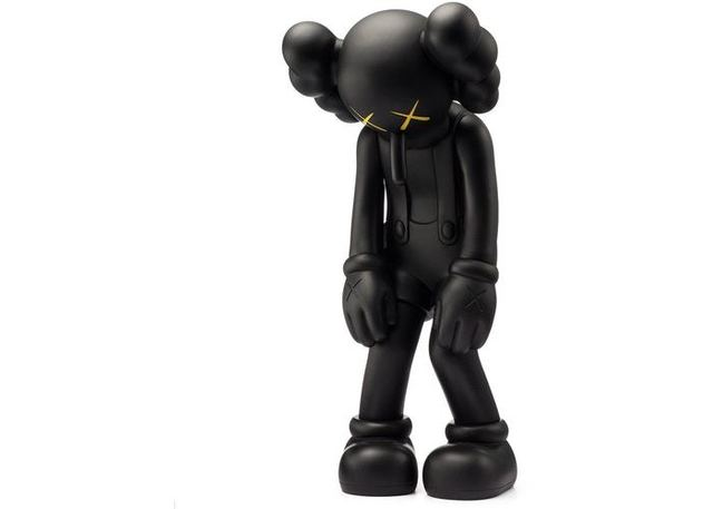 KAWS, 'Small Lie (Black)', 2017, Sculpture, Vinyl and paint, Kutlesa Gallery