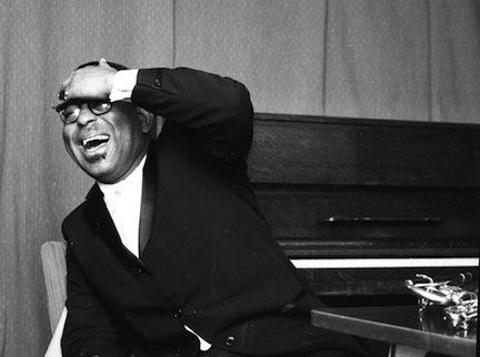 Harry Benson, 'Dizzy Gillespie, London', ca. 1960, Staley-Wise Gallery