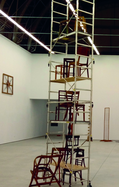 , 'Tower Installation,' 2016, Art Encounters Foundation