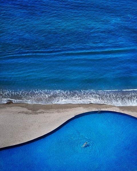 David Drebin, 'The Blue Dream', Onessimo Fine Art