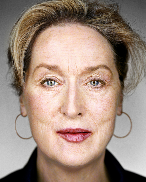 Martin Schoeller, 'Meryl Streep', 2006, Photography, Archival pigment print, Ostlicht. Gallery for Photography