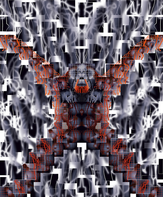 , 'Orangutan Forest Man  森林野人·猩猩,' 2016, Galerie Dumonteil