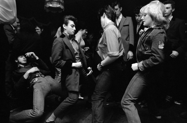 , 'Adam and Eve pub, Hackney,' 1976, The Photographers' Gallery