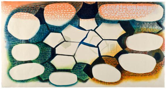 , 'Whelming Waters,' 2011, Atrium Gallery