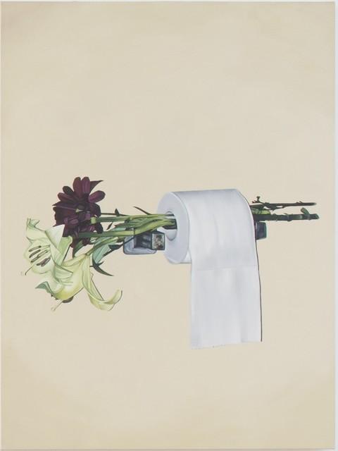 , 'Improvising,' 2016, Castor Gallery