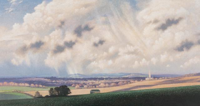 , 'Salisbury Cathedral ,' , Jonathan Cooper