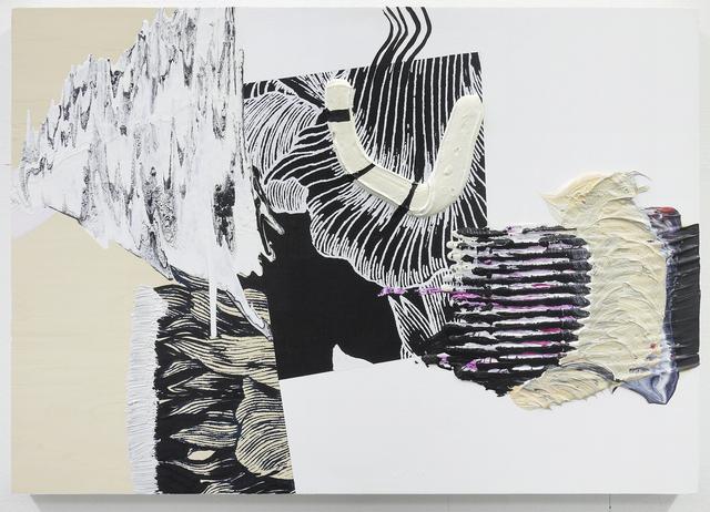 , 'tiss,' 2006, Mai 36 Galerie