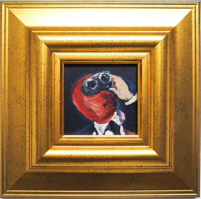 , 'jumelles noires,' 2018, Kristin Hjellegjerde Gallery