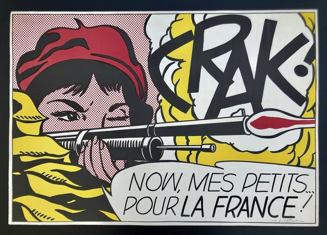 Roy Lichtenstein, 'CRAK!', 1963-1964, Roy Art Consulting & Trading