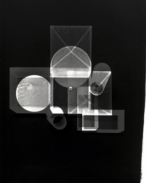 , 'Forms and Records BW No. 8,' 2014-2015, KLOMPCHING GALLERY