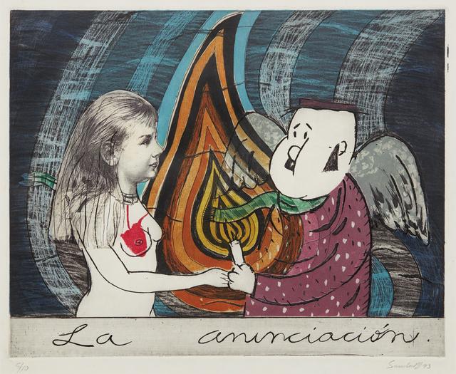 Sandra Ramos, 'La anunciación (The Annunciation)', 1993, Phillips