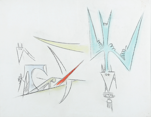 , 'Untitled,' 1958, SkyGallery