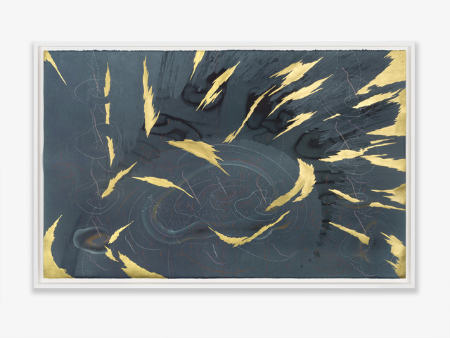 Jorinde Voigt, 'Immersive Integral / Infinite Night', 2018, Over the Influence