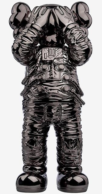 KAWS, 'KAWS Holiday SPACE Black (KAWS Space companion)', 2020, Sculpture, Polyurethane figure, Lot 180