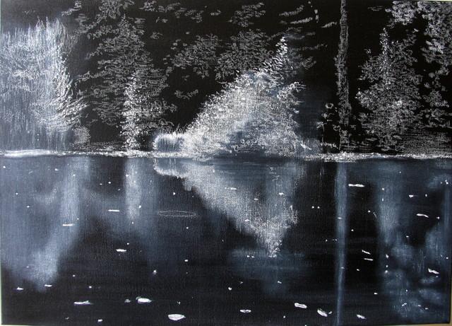 , 'Reflections 1,' 2017, Rebecca Hossack Art Gallery