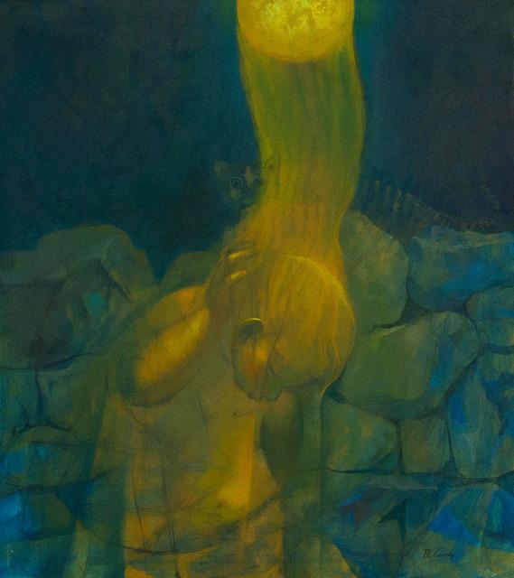 , 'Baño de luz,' 2016, Lux Perpetua Art Centre