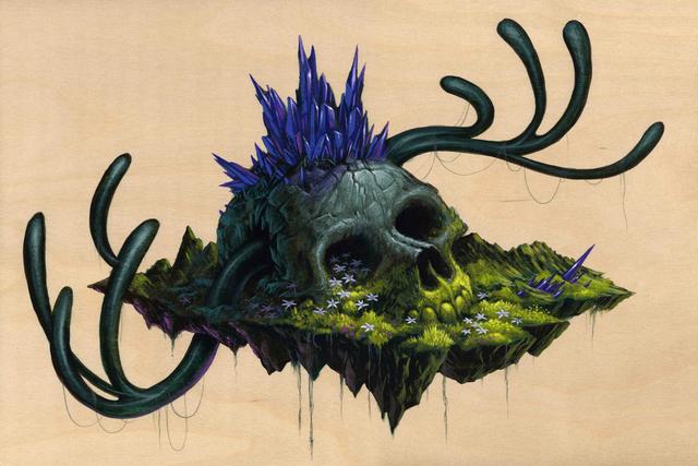 , 'Cora,' 2012, Jonathan LeVine Projects