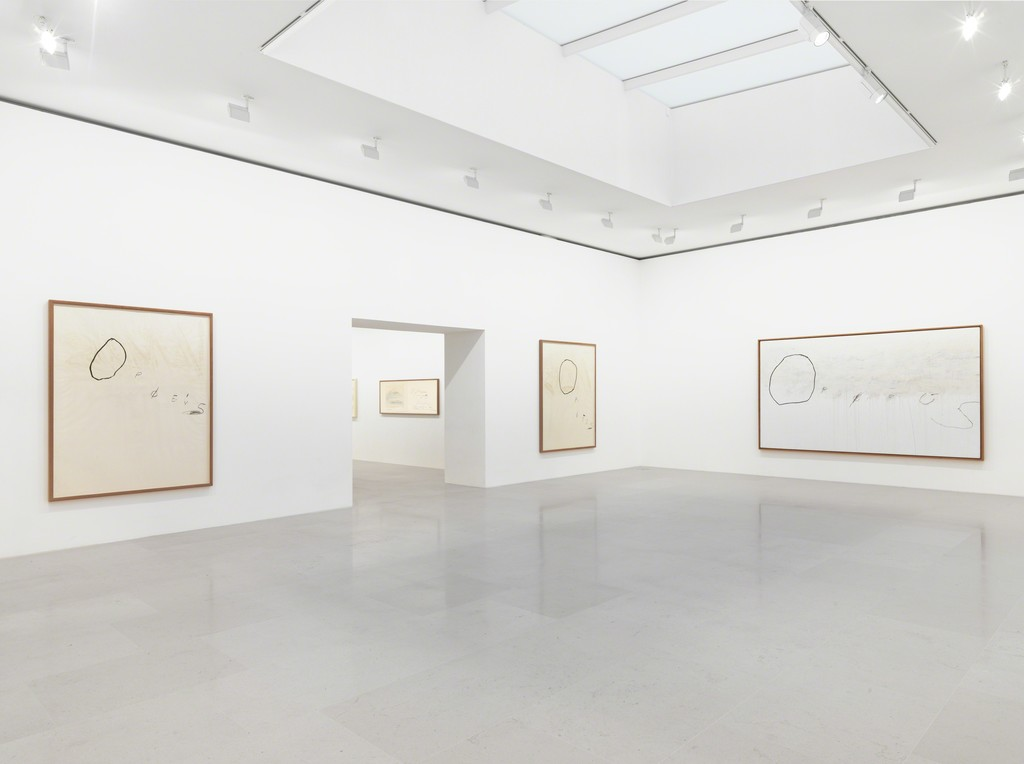 © Cy Twombly Foundation. Photography by Mike Bruce. Courtesy Gagosian.