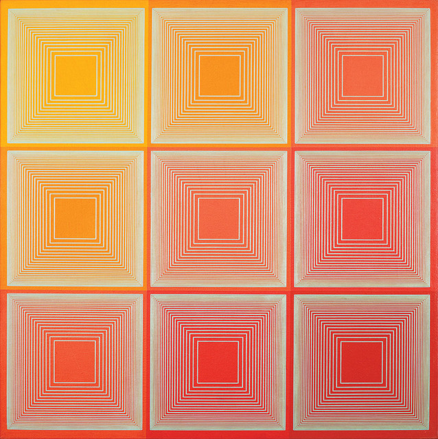 , 'Texas Red,' 1969, Museo de Arte Contemporáneo de Buenos Aires