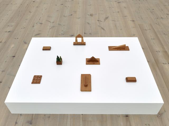 , 'Relics,' 1974, La Casa Encendida