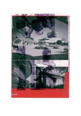 , 'Study on International Creative Prism,' 2012, CCA Wattis Institute For Contemporary Arts