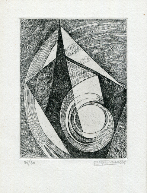 , 'Untitled,' 1962-1964, Studio Mariani Gallery