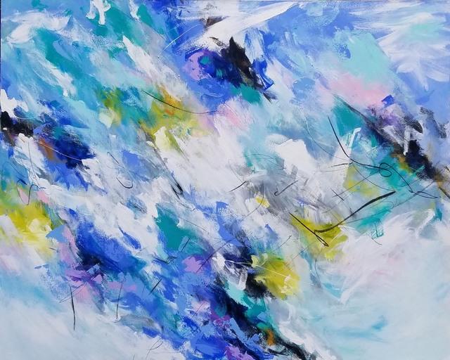 Joni Sarah White, 'The Great Sky', 2018, IAZ Art Gallery