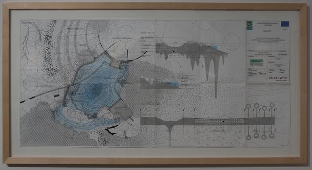 , 'Detail Teich,' 2015, Mario Mauroner Contemporary Art Salzburg-Vienna