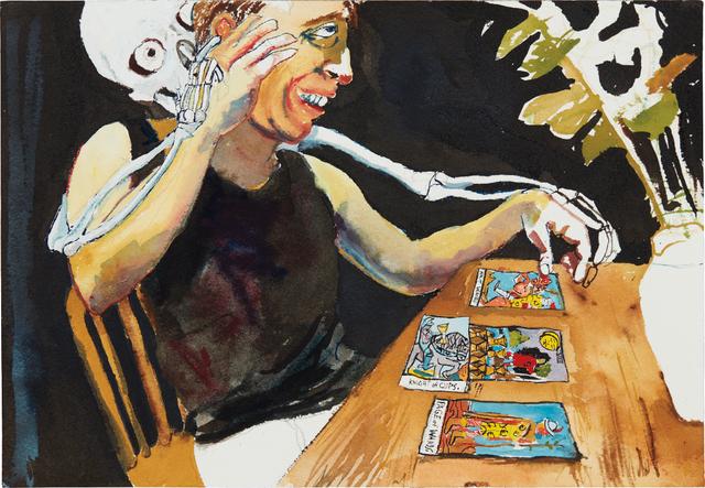 Celeste Dupuy-Spencer, 'Past Present Future', 2011, Phillips