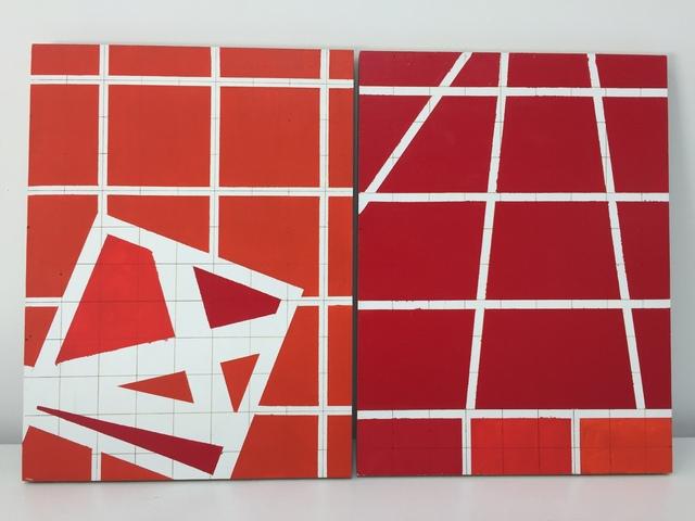 , 'Square 1,' 2002, SILAS VON MORISSE gallery