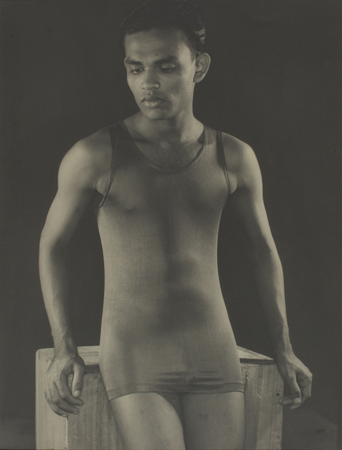 Lionel Wendt, 'Untitled (Man in a swimsuit)', ca. 1935, Jhaveri Contemporary