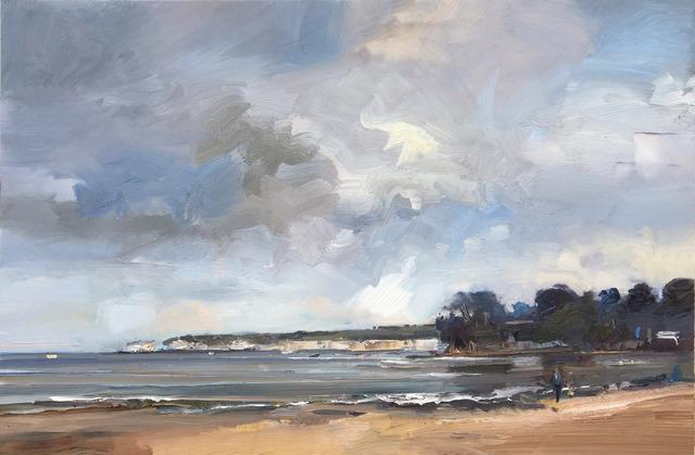, 'Studland Bay in Late Summer,' 2018, Quantum Contemporary Art