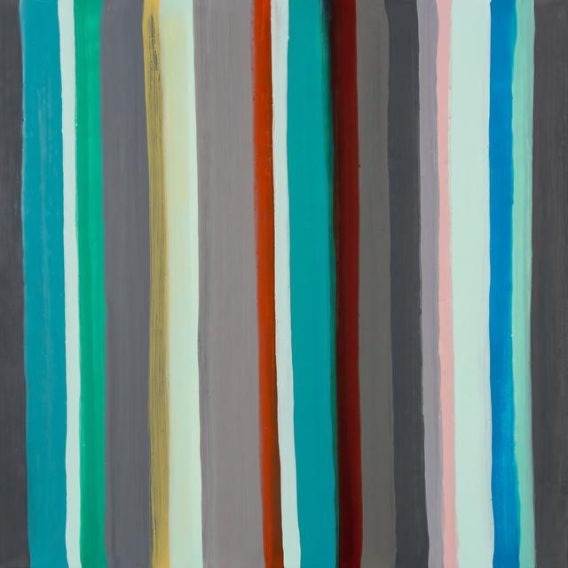 , 'The Hidden Life of Stripes 16,' 2017, Imlay Gallery