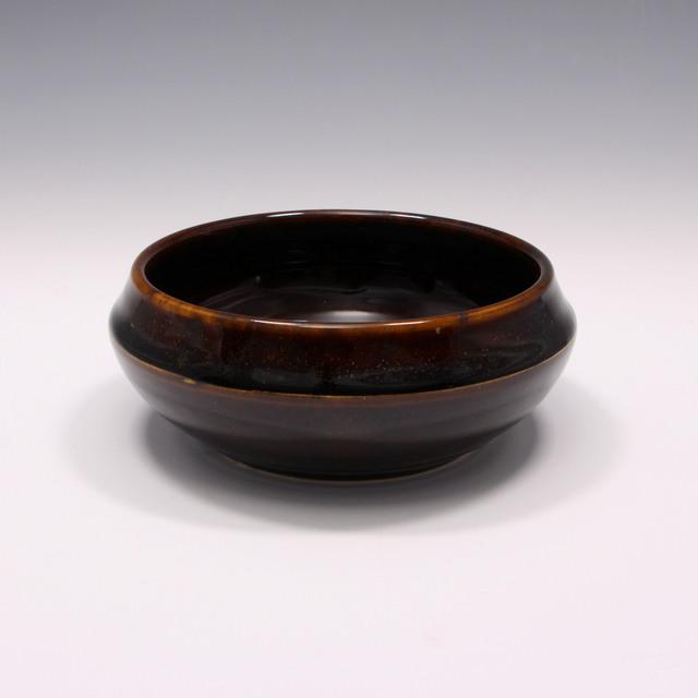 Danucha Brikshavana, 'Ikebana Vase - Tenmoku Vase', 2019, Springfield Art Association
