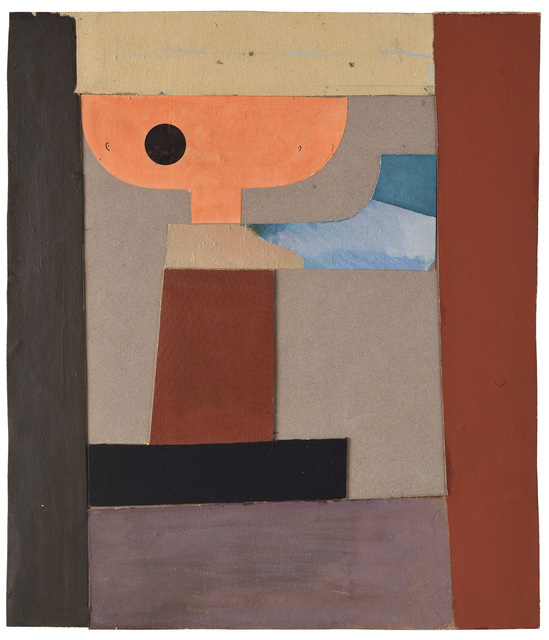 , 'Collage,' 1920, Galerie Natalie Seroussi