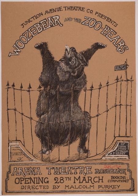 , 'Woozebear and the Zoo-Bears,' 1981, Sylvan Cole Gallery