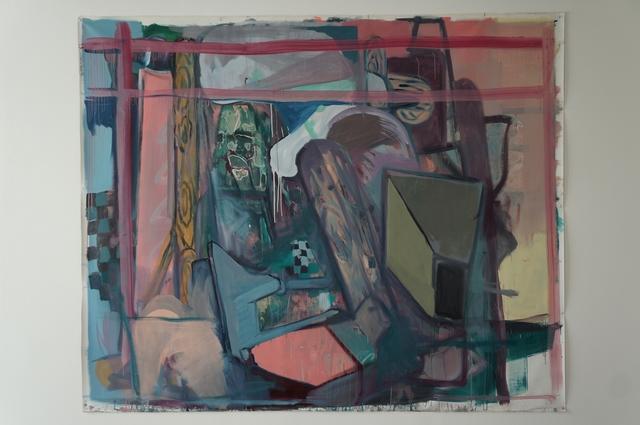 , 'Wood room,' 2016, Espace D'art Contemporain 14N 61W