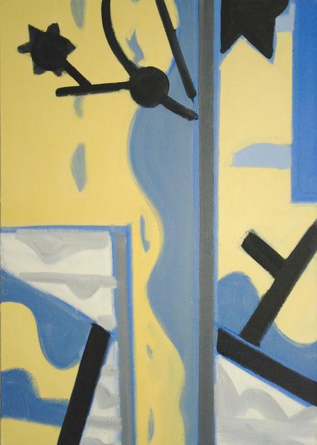 , 'Madrid Crop #3,' 2006, David Richard Gallery