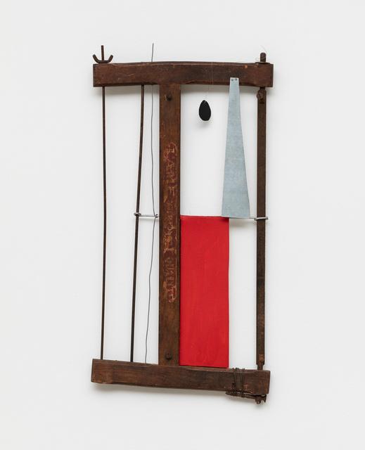 Julio Villani, 'portrait', 2010, Galeria Raquel Arnaud