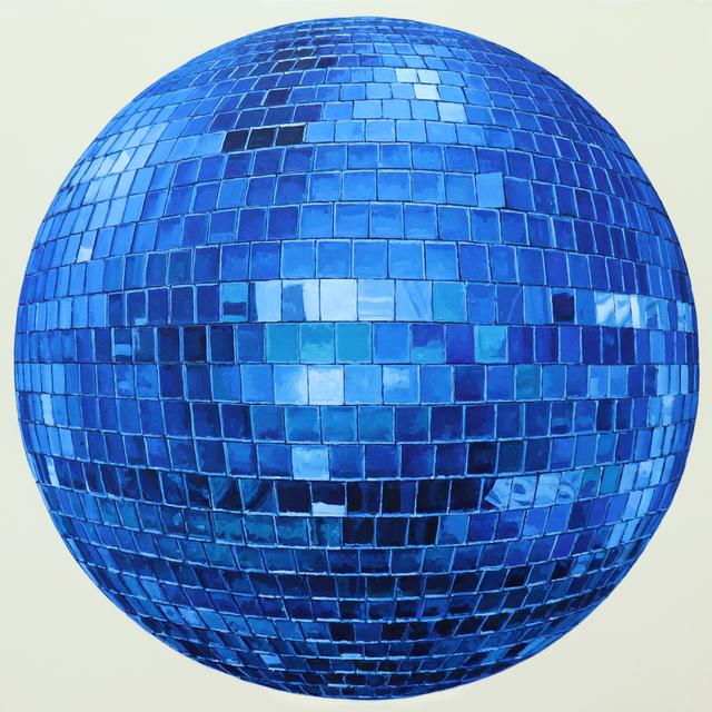 Richard Combes, 'Blue Disco Ball', 2019, Gallery Henoch