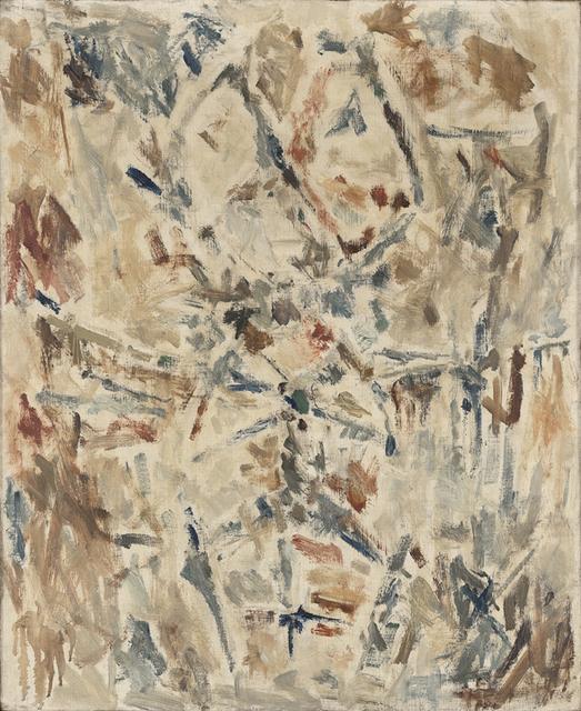 , 'Untitled (2),' 1963, Aicon Gallery