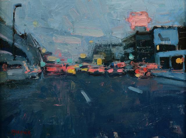 , 'Haze,' 2016, Abend Gallery